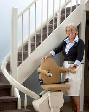 Benefits of a Stairlift