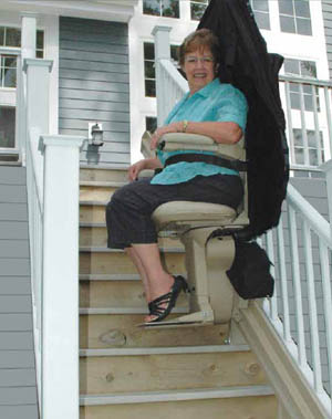 Stairlift Hire