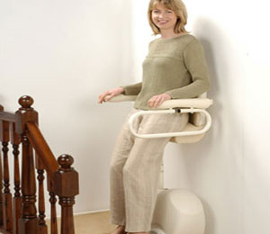 Stand Up Stair Lifts