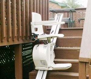 When Are Stairlifts Used